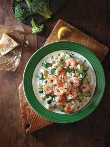 Shrimp & Broccoli Cavatappi (Photo: Business Wire)