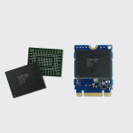 Toshiba: World's First PCI Express Single Package SSD (Photo: Business Wire)
