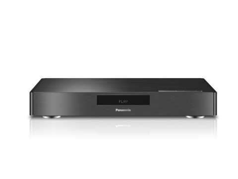 Panasonic Exhibits Prototype of World's First Next Generation BLU-RAY Disc(TM) Player at CES 2015 (P ...