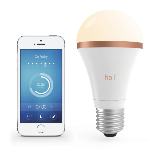 SleepCompanion - Light bulb + App (Photo: Business Wire)