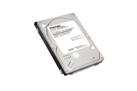 Toshiba: Industry's Largest Capacity 3TB 2.5-inch HDD (Photo: Business Wire)