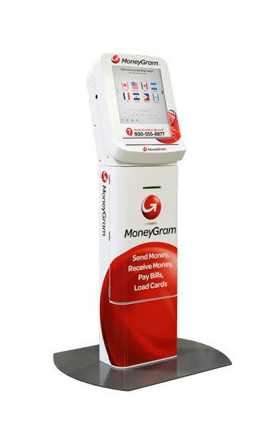kiosk information systems showcases moneygram financial services platform at 2015 nrf big show business wire - Moneygram Prepaid Card