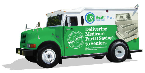 Health Mart Armored Truck (Photo: Health Mart)
