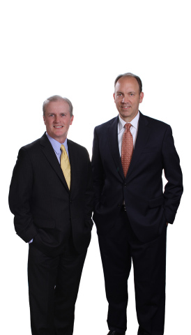 Portfolio Managers Jack McPherson, CFA and Dave Adams, CFA of Aristotle Capital Boston. (Photo: Business Wire)