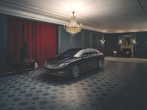 Lincoln Black Label, the highest expression of Lincoln quality, design and personal service, is available on Lincoln MKZ (shown) and Lincoln MKC. (Photo: Business Wire)