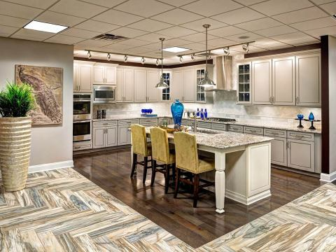 Ryland Homes Atlanta's MyStyle® Design Center (Photo: Business Wire)