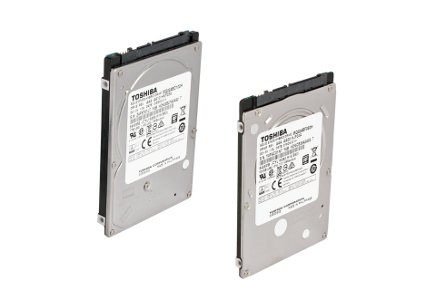 Toshiba: Solid State Hybrid Drives (SSHD) (Photo: Business Wire)