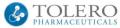 http://www.toleropharmaceuticals.com/