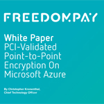 PCI-Validated Point-to-Point Encryption (P2PE) on Microsoft Azure