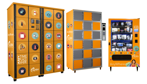 Apex AnyWhere Self-Serve Solutions for Retail (Photo: Business Wire)