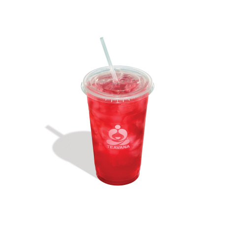 Celebrating National Hot Tea Month, Teavana Invites Customers to Participate in a Green Tea Tasting Journey and Receive a Free Handcrafted Winterberry Green Tea Beverage January 17 (Photo: Business Wire)