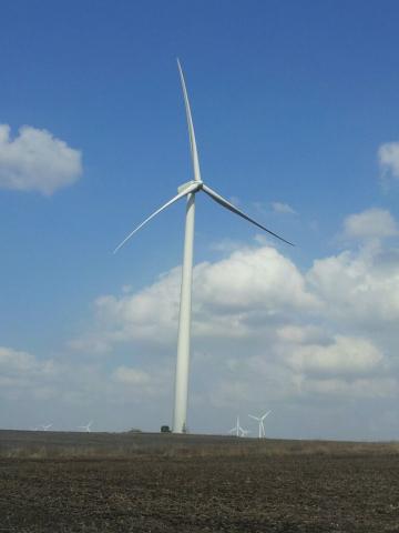 Photo credit: GE Renewable Energy