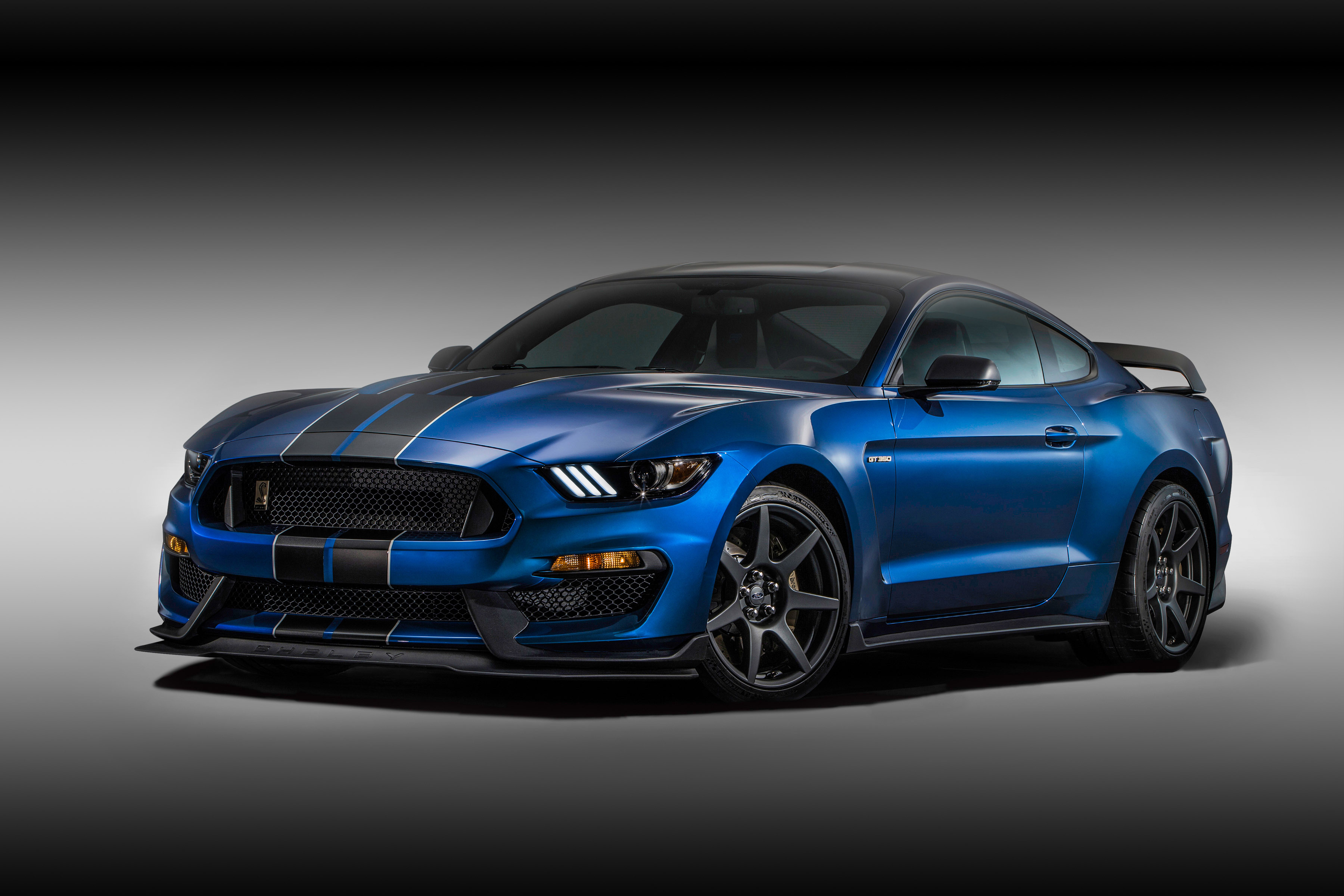 Shelby Gt350r Mustang Most Track Capable Production