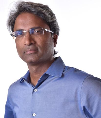 Sunil Potti (Photo: Business Wire)