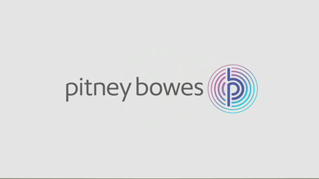The New Pitney Bowes Symbol Animation (Video: Business Wire)