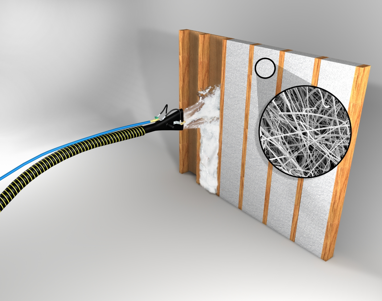 Introducing Johns Manville Spider 174 Plus Blow In Insulation
