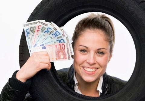 15 Jahre ReifenDirekt.de - 15 Jahre zeit- und geldsparender Onlinereifenkauf. Der deutsche Onlineshop feiert das Geburtsjahr mit seinen Kunden. Foto: Delticom AG, Hannover