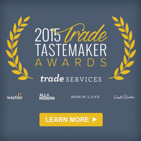 http://www.wayfair.com/IdeaLounge/2015-Trade-Tastemaker-Awards-E6412 (Graphic: Business Wire)