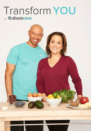 Check out David, Ashley and other weight loss experts in Sharecare's Transform YOU program. (Photo: Business Wire)