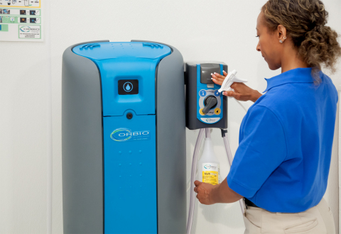os3 On-Site Generation (OSG) System (Photo: Business Wire)