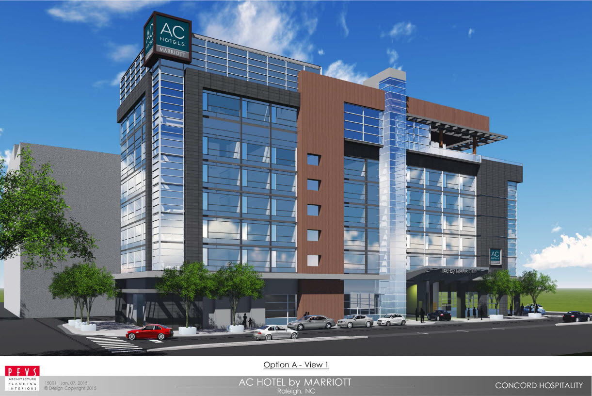 Concord Hospitality And Kane Realty To Develop North Carolina S First Ac Hotel In Raleigh Hills Business Wire