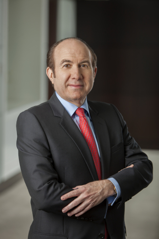 Viacom President and CEO Philippe Dauman (Photo: Business Wire)