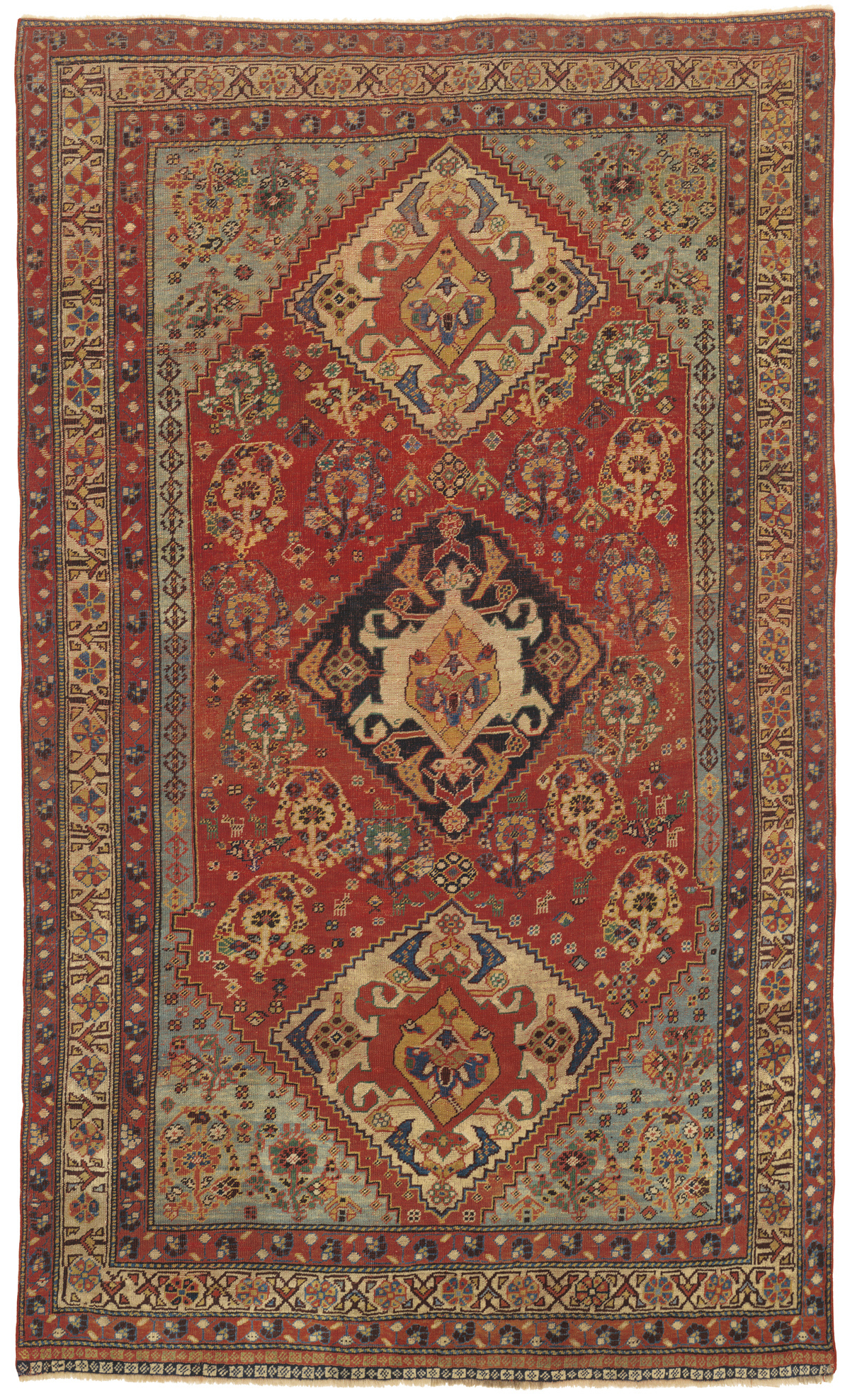 Claremont Rug Company Exhibits Best Of The Best Antique Rugs Sold