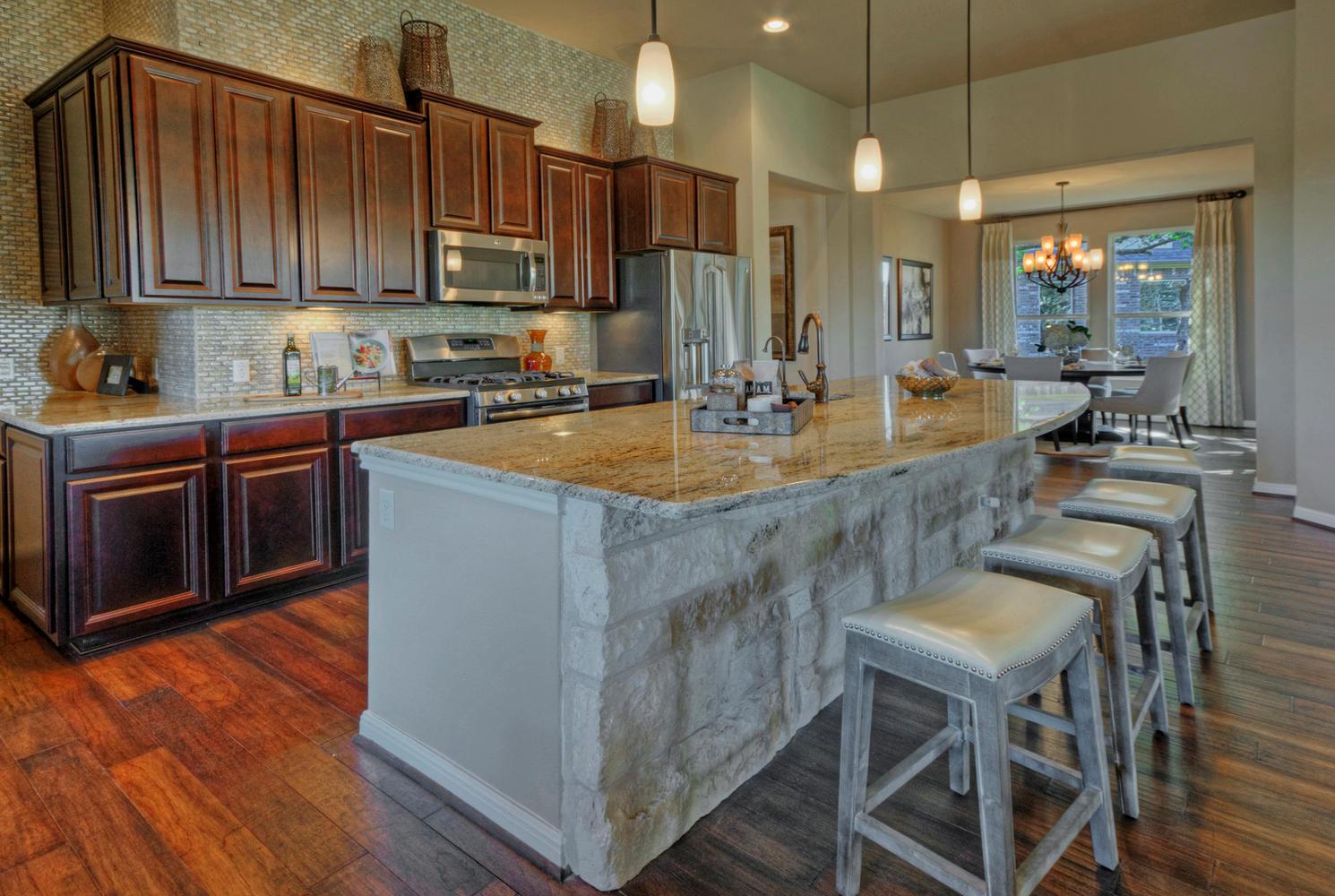 Strange Ryland Homes Austin Introduces Five New Communities Across Interior Design Ideas Clesiryabchikinfo