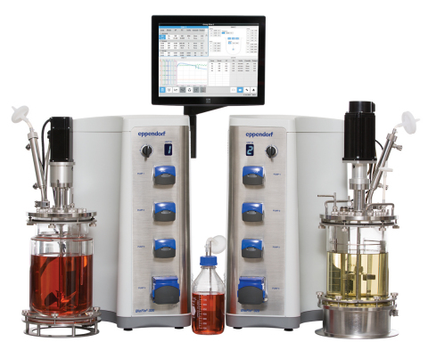BioFlo® 320 Bench Scale Bioprocess Control Station (Photo: Business Wire)