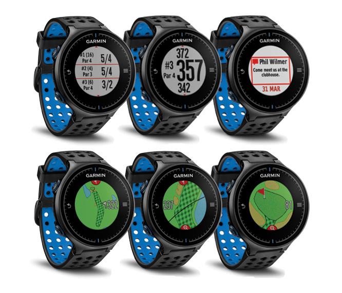 Introducing The Garmin® Approach™ S5 GPS Golf Watch