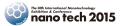 """世界最大級のナノテクノロジー総合展""""nano tech 2015"""" 開催!"""