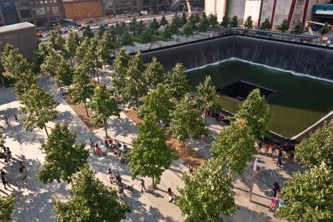 9/11 Memorial Plaza, New York, NY. Credit: Joe Woolhead