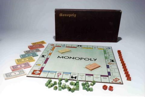 Monopoly Game (1936)