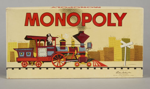 Monopoly Game (1957)