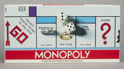 Monopoly Game (1976)