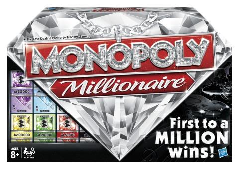 Monopoly Millionaire Game (2012)
