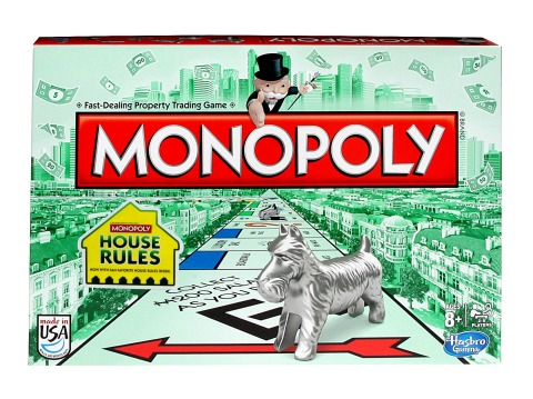 Monopoly Game (2014)