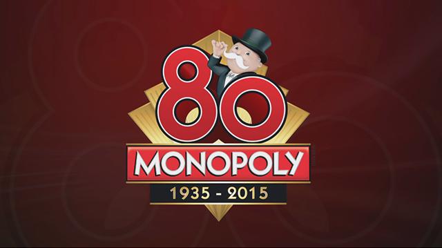 Monopoly 80th Anniversary B-Roll