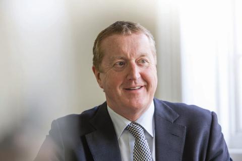 Richard Longdon Appointed Chairman of PSE