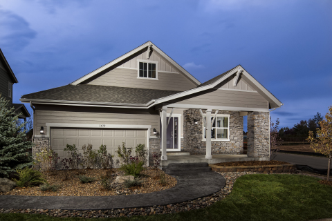 Ryland homes introduces water valley in windsor co for Ryland home plans