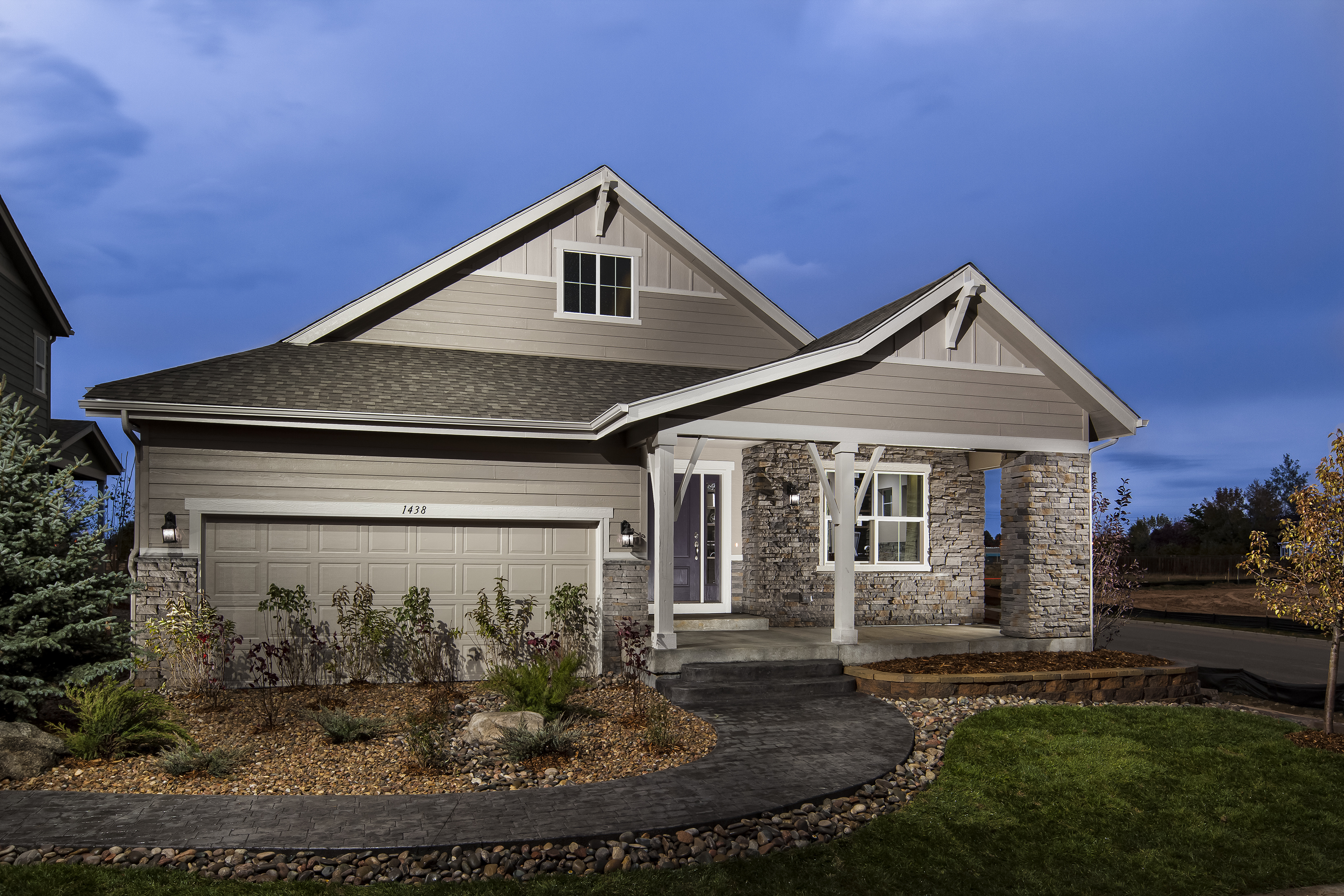 ryland homes introduces water valley in windsor co business wire - Ryland Homes Colorado Floor Plans