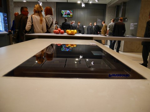 Panasonic's Flush-mounted Induction Hob (Photo: Business Wire)