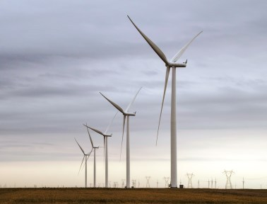 28 wind turbines for Alexander wind project in Kansas: NJR Clean Energy Ventures has ordered 28 units of the type Siemens SWT-2.3-108. (Photo: Business Wire)