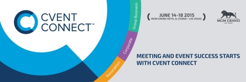 Meeting and Event Success Starts with Cvent Connect.