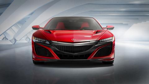 Acura présentera la NSX de production et la RDX redessinée au Salon international de l'auto du Canad ...