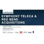 2012 01 22 HARMAN to Acquire Symphony Teleca and Red Bend Software - Supporting Slide Deck