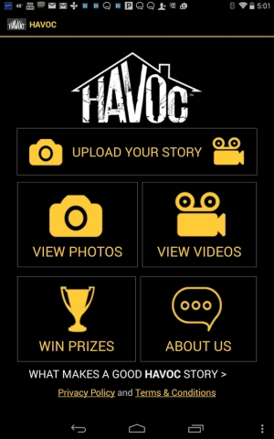 HomeServe Rewards Homeowners Who Share Home Disaster Stories with New Havoc Digital Program (Photo: Business Wire)