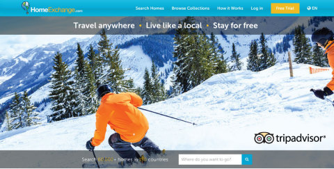 """""""Ski Collection"""" makes finding and coordinating a winter sport vacation easier than ever with TripAdvisor certified reviews (Graphic: Business Wire)"""