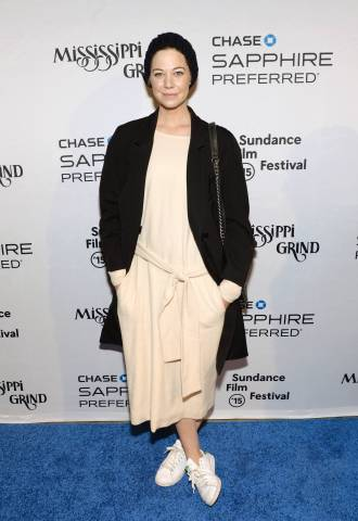 """Actress Analeigh Tipton attends the """"Mississippi Grind"""" premiere party hosted by Chase Sapphire Preferred during the Sundance Film Festival on Saturday, Jan. 24, 2015 in Park City, Utah. (Photo by Evan Agostini/Invision for Chase Sapphire Preferred/AP Images)"""