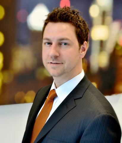 Scott Richer, Hyatt's Regional Vice President of Development in Canada (Photo: Business Wire)